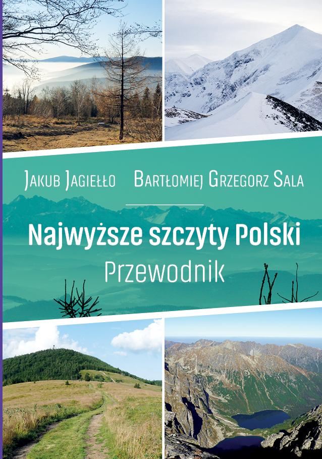najwyższcze szczyty polski przewodnik